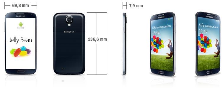 Samsung Galaxy S4 I9505 16 GB brown za 1299zł! @REDCOON