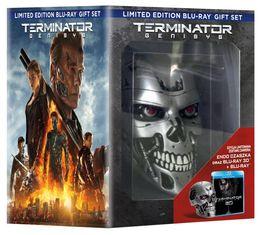 Terminator: Genisys - edycja kolekcjonerska z czaszką (Blu-ray 3D) za 112,23zł @ Empik