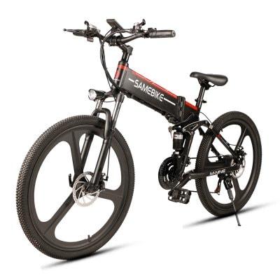 Samebike LO26 - składany rower elektryczny
