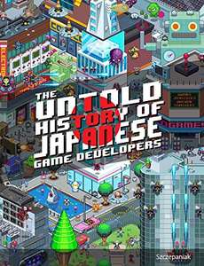 The Untold History of Japanese Game Developers: Gold Edition [eBook] za darmo @ Amazon