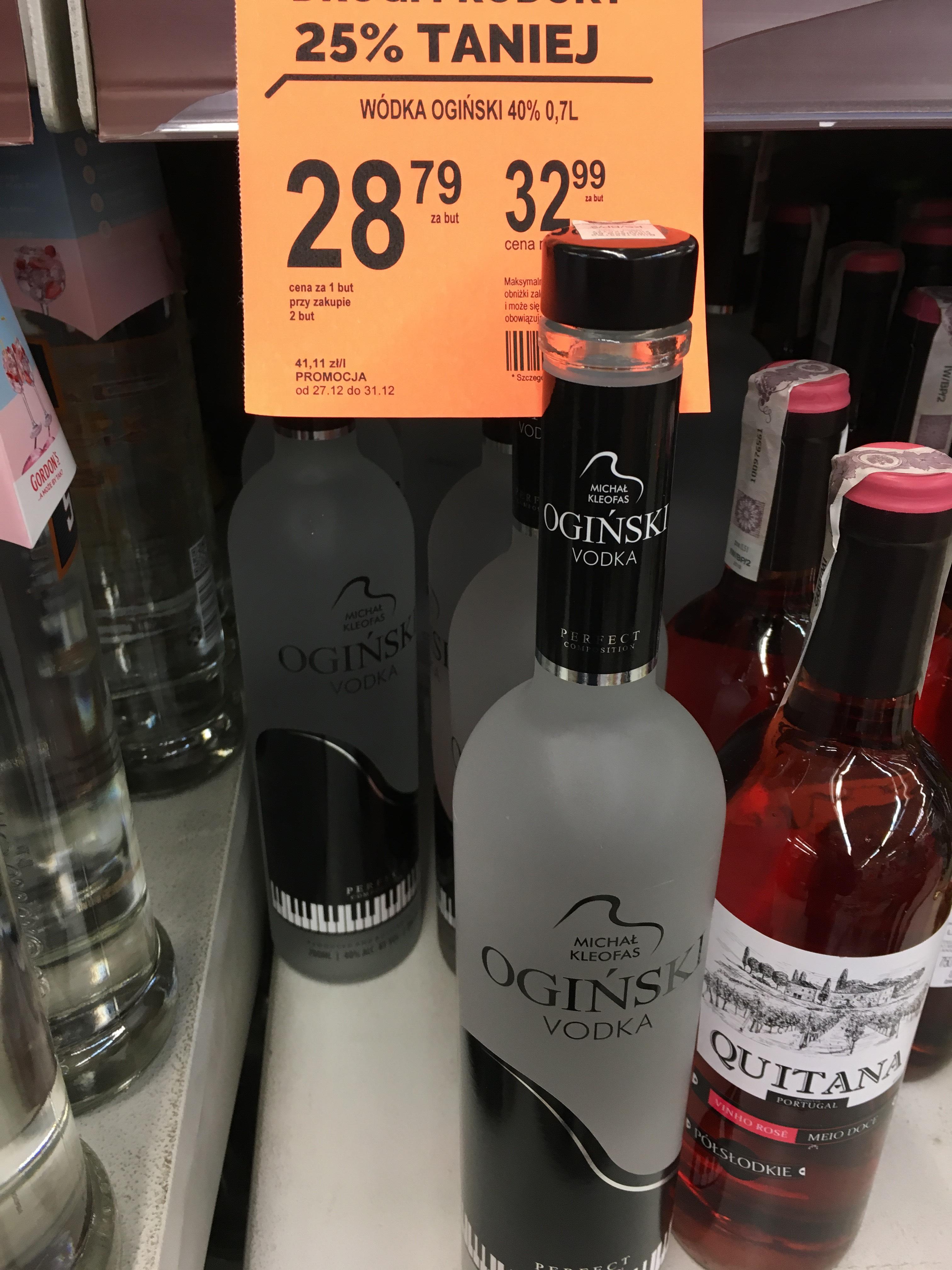 Wódka Ogiński 700ml