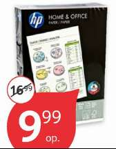 Papier do drukarek HP 500 stron za 9,99 @ Tesco