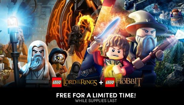 LEGO® The Hobbit™ i LEGO® Lord of the Rings™ znowu za darmo na HumbleBundle
