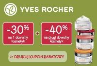 30-40% rabatu na kosmetyki @ Yves Rocher