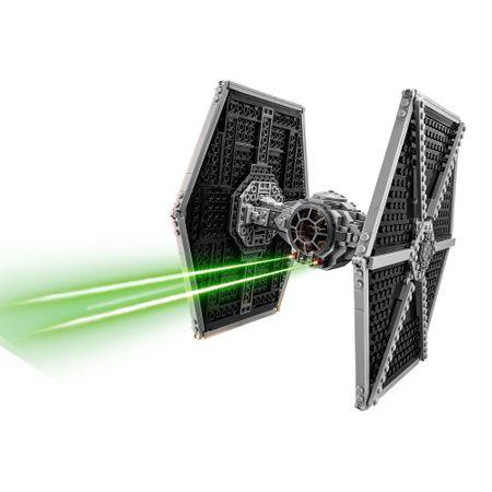 Klocki LEGO Star Wars Imperialny myśliwiec TIE 75211