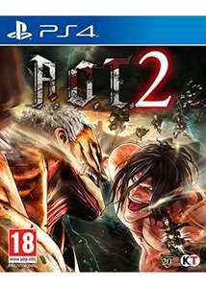Attack on Titan 2 na PS4 za ok. 78 zł z wysyłką do Polski w Base