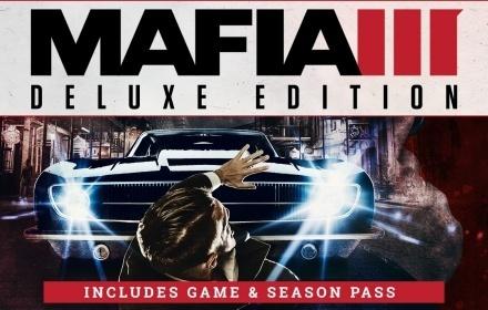 Mafia III Digital Deluxe Edition PC