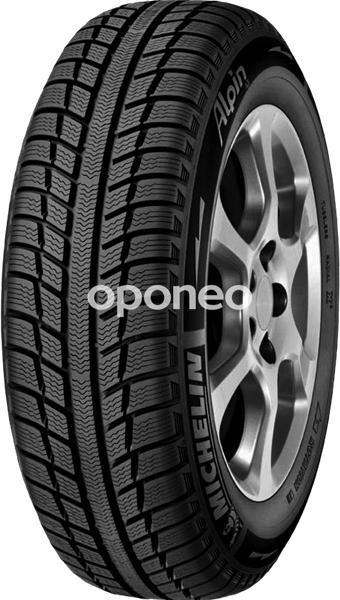 Zimowe opony Michelin ALPIN A3 (185/65 R14)