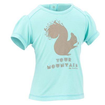 Koszulka dziecięca za 5,99zł @ Decathlon