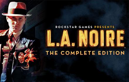 L. A. Noire: The Complete Edition PC