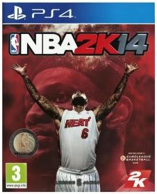 Gra NBA 2K14 na Playstation 4 za 61,99zł plus 19zł przesyłka @ neonet