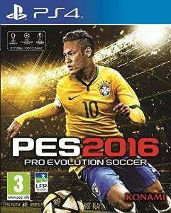 [Playstation 4] PES 2016 za 125zł @ Amazon.fr