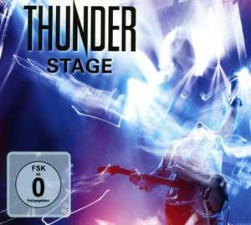 Thunder - Stage 2cd + bluray