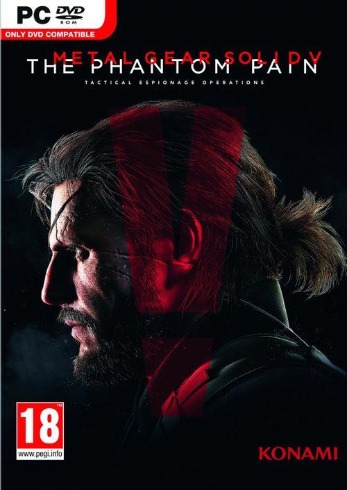Metal Gear Solid V 5: The Phantom Pain PC za 12 zł. STEAM