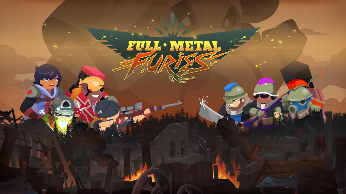 Full Metal Furies, Nintendo Eshop