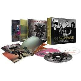 Skunk anansie COLLECTOR'S PACKAGE (3 CD)