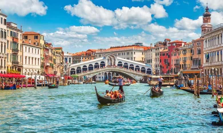 Loty do Wenecji z Modlina na przyszły weekend (pt-pon) za 63zł w obie strony