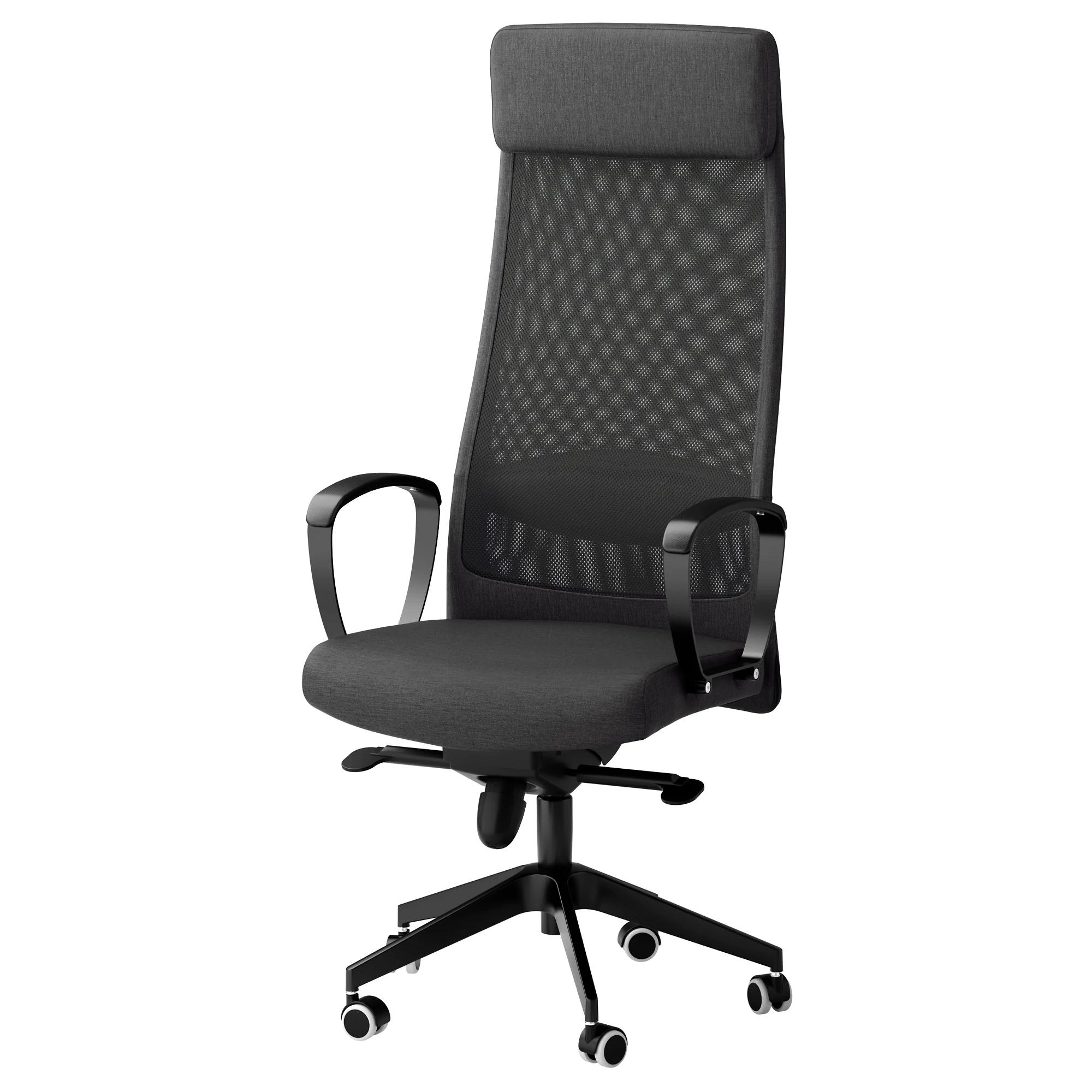 Krzesło obrotowe IKEA MARKUS VISSLE (IKEA Family)