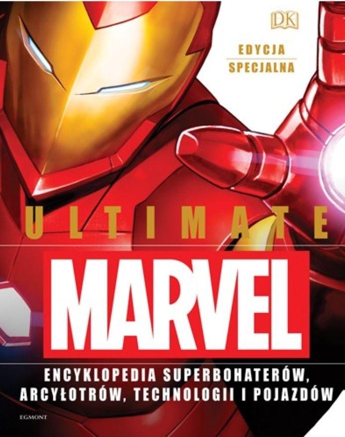 Książka Ultimate Marvel - Edycja specjalna