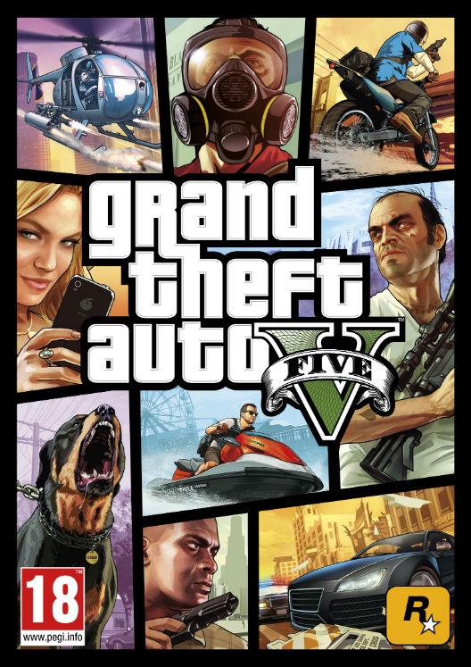 Grand Theft Auto V (PC) PL DIGITAL SKLEP MUVE