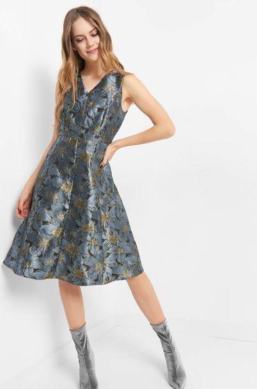 Orsay Żakardowa sukienka