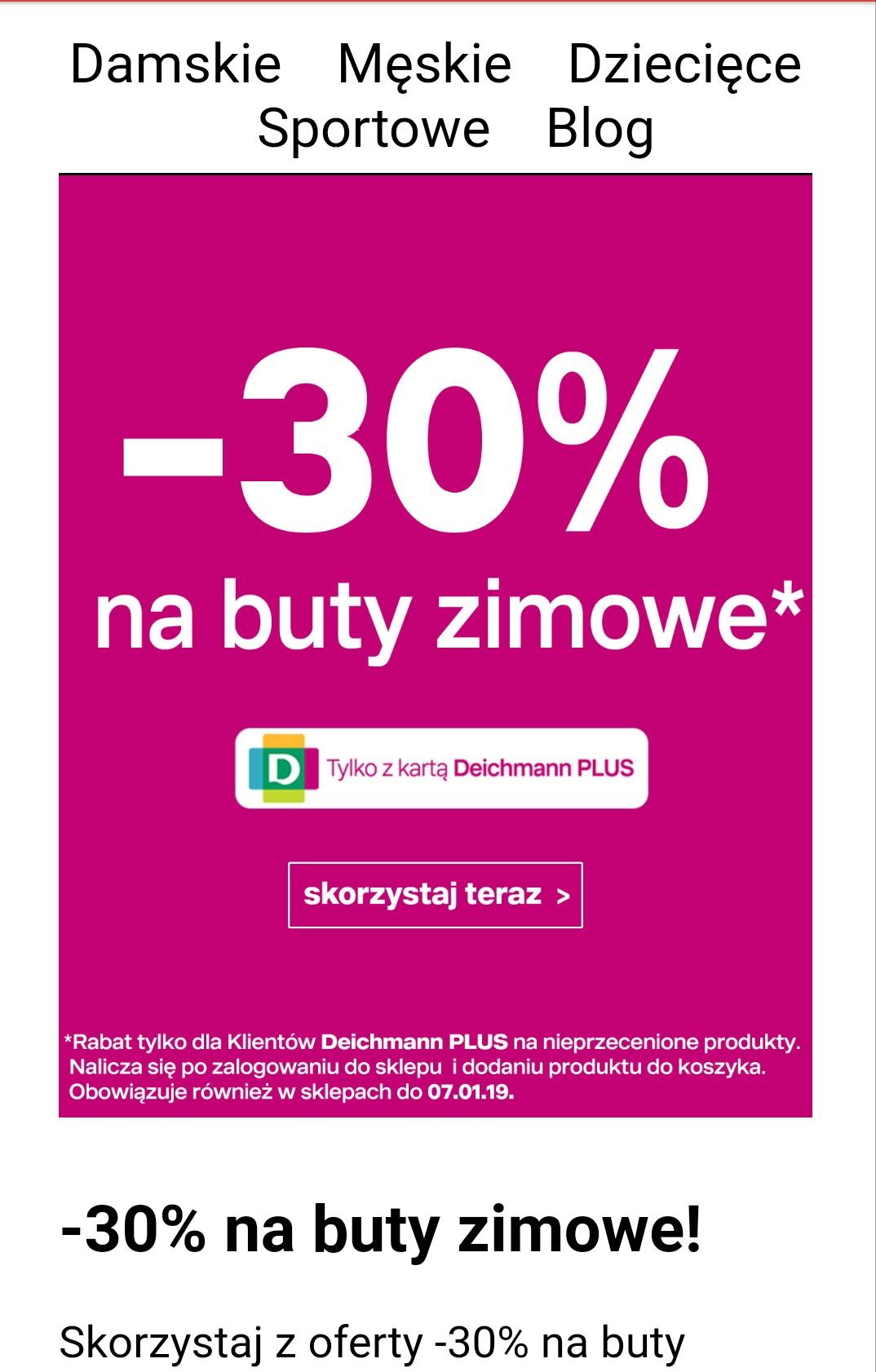 -30% Deichmann