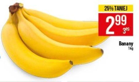 Znane i lubiane banany