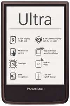 Czytnik PocketBook 650 Ultra za 519zł @ MALL