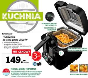 Frytkownica / Frytownica Silver Crest @ LIDL