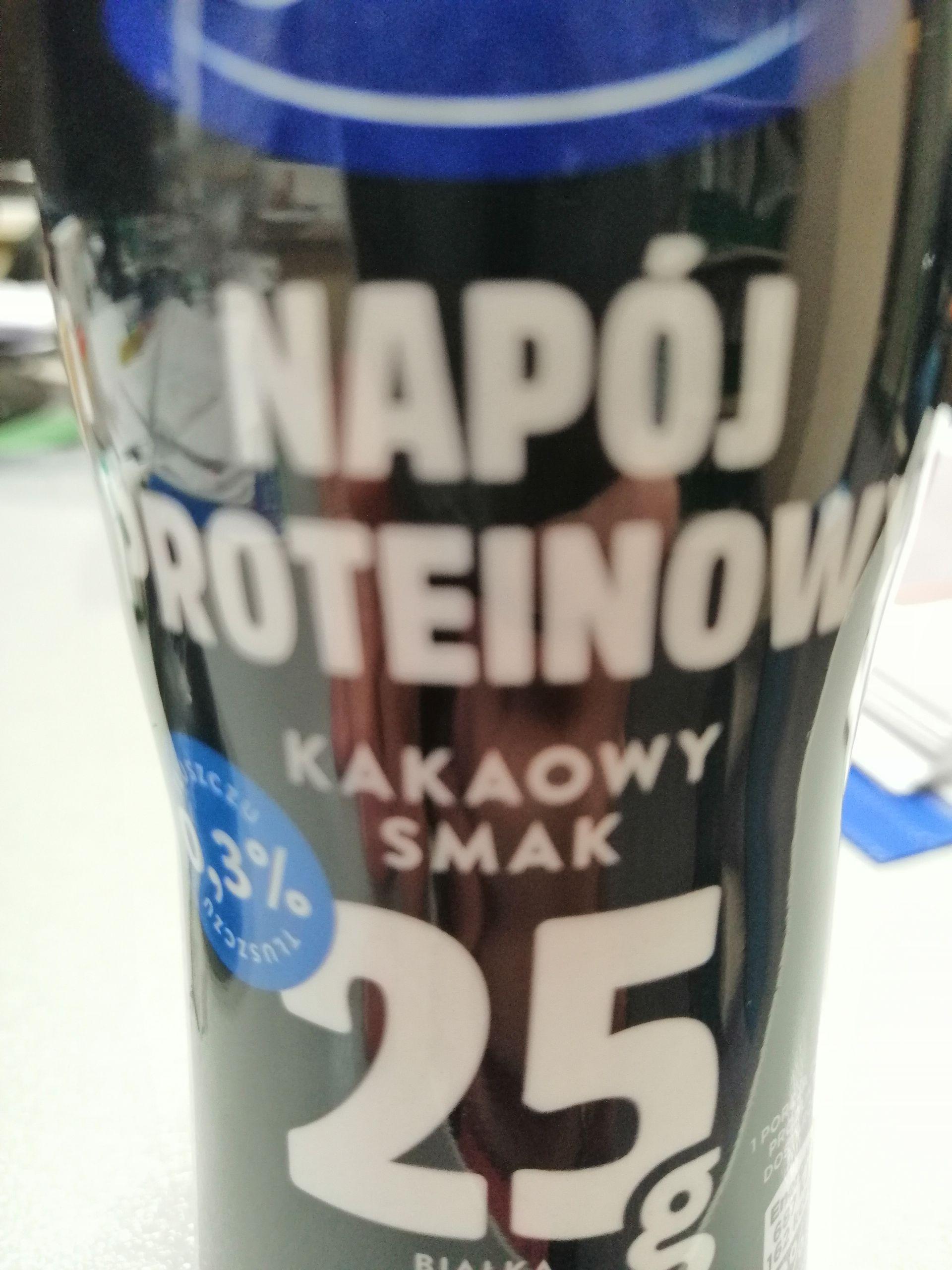 Napój proteinowy Mleczna dolina Biedronka 3 w cenie 2