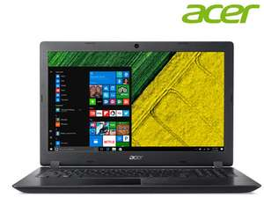 "Laptop Acer Aspire 3 15,6"" - Full HD, Intel i3, 128 GB SSD, Win10"