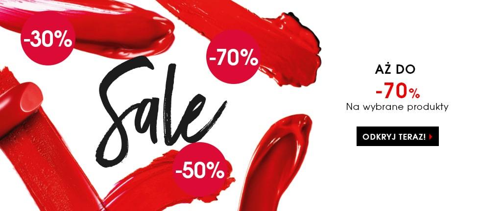 Wyprzedaż z rabatami do 70% @ Sephora