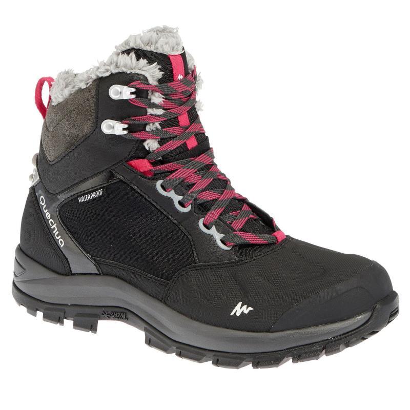 Zimowe buty turystyczne damskie Quechua SH520 X-Warm Mid @ Decathlon