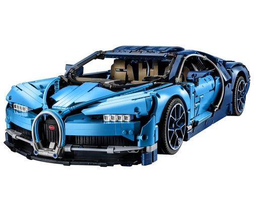 Lego Technic 42083 - Bugatti Chiron za 1234,9 z wysyłką na al.to