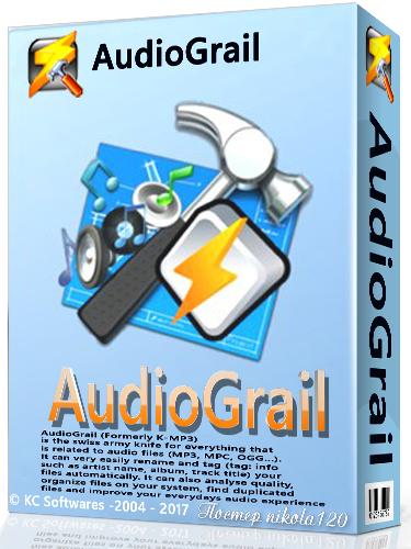 AudioGrail program dla cyfrowych Melomanów ogarnia biblioteki MP3 - 72h