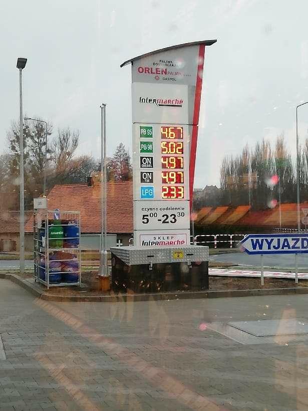 Stacja Intermarche Chodzież PB 95 4.67