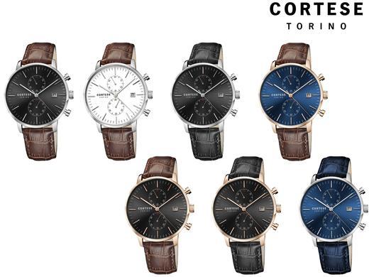 Zegarek Cortese Savoia Chronograph 77% taniej @ iBood