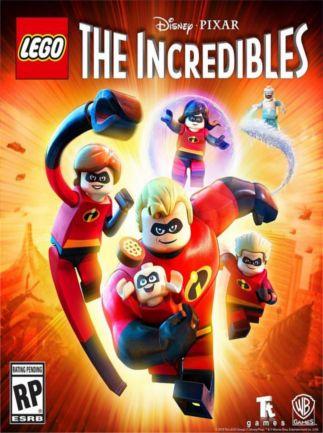 LEGO The Incredibles Steam Key NAJTANIEJ