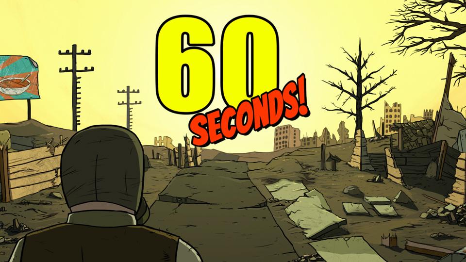60 Seconds! Nintendo Eshop
