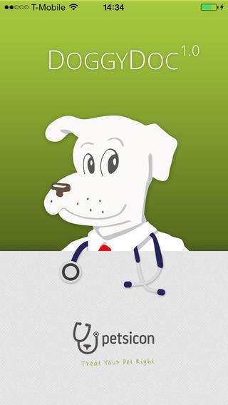DoggyDoc (0zł z 4,99euro) iOS