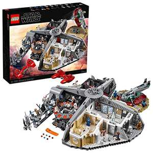 LEGO Star Wars 75222 Zdrada w Mieście w Chmurach @Amazon.de