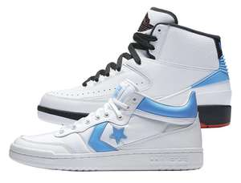 "Air Jordan x Converse ""The 2 That Started It All"" Pack. Zestaw dwóch par butów. Rozmiar 41"
