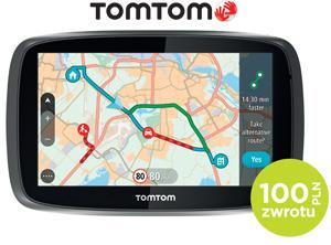Zwrot do 100zł za zakup nawigacji TomTom @ TomTom