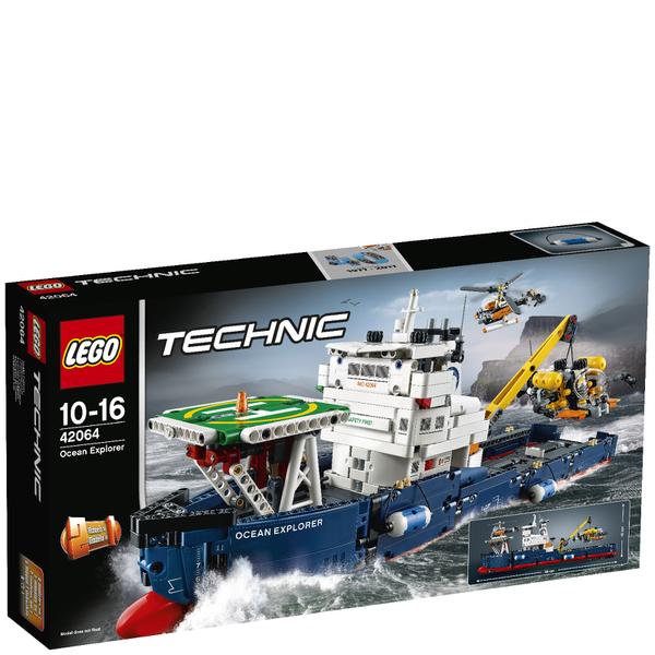 LEGO Technic - Statek badawczy 42064