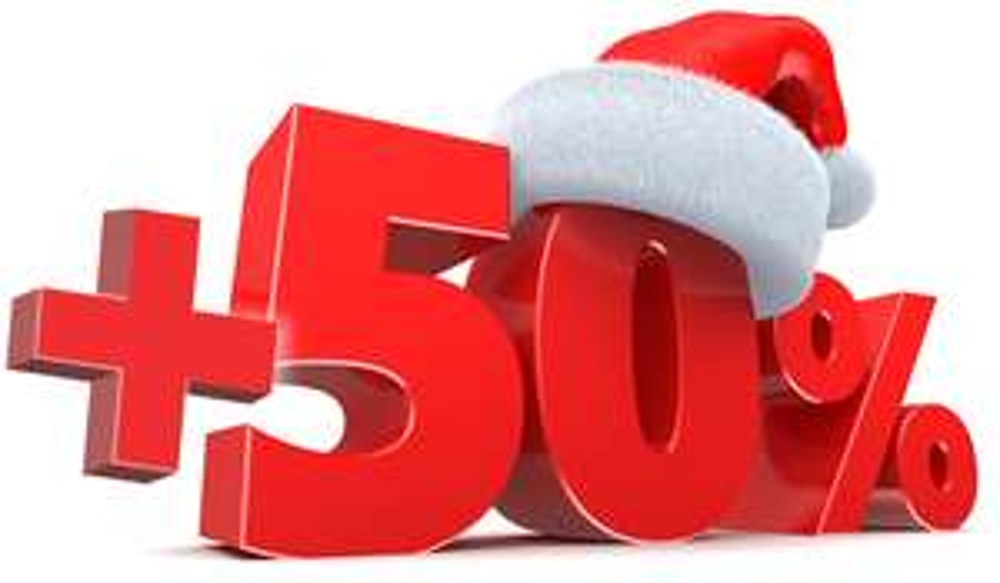 50% doładowania gratis w Plus na kartę za zasilenie 30 - 99 zł