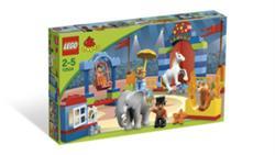 Lego 10504 Duży cyrk super promocja