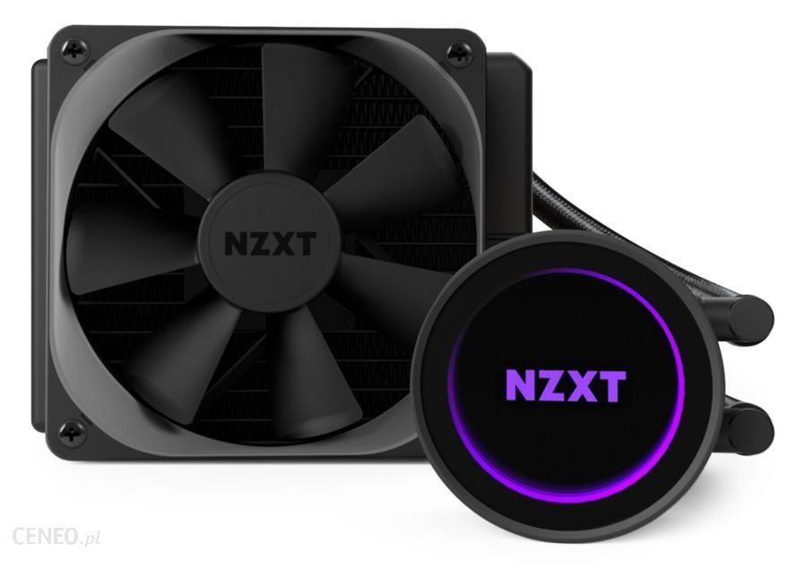 Chłodzenie procesora NZXT Kraken M22 120 mm AM4 ready