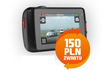 Mio cashback do 150 zł za zakup wideorejestratora