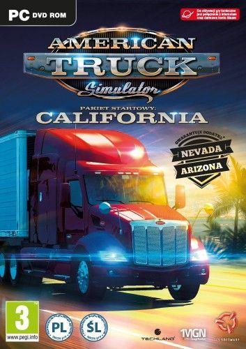 Gra American Truck Simulator Edycja specjalna X-Kom