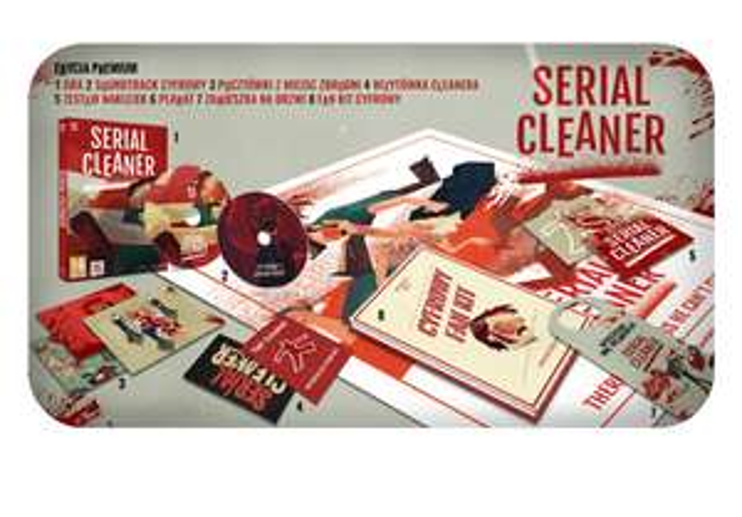 Techland Serial Cleaner Edycja Premium Brudna Robota